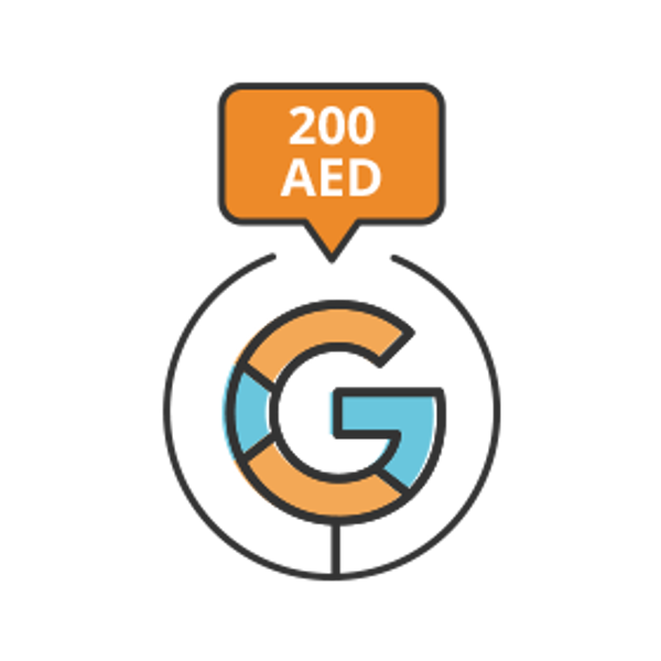 Picture of Google Ads package - A - 200 Derham
