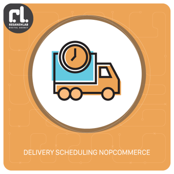 Picture of Delivery scheduling plugin