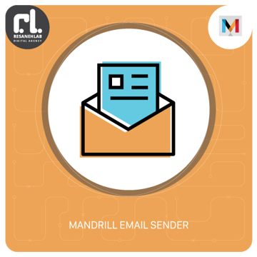 Picture of Mandrill email sender plugin