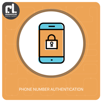 Picture of Phone number authentication plugin