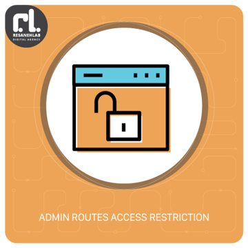 Picture of Routes access restriction plugin
