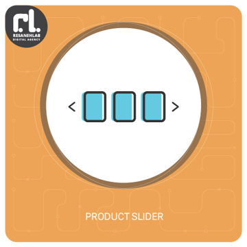 Picture of Resanehlab Product Slider